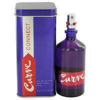 Curve Connect Perfume Women Liz Claiborne Eau De Toilette Spray 3.4 Oz