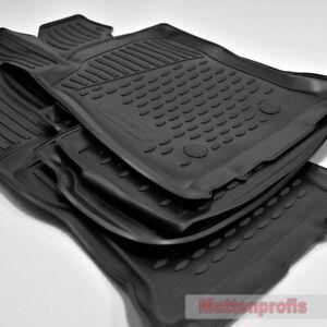 3D Gummimatten Gummifußmatten passend für Subaru Forester Typ SK ab Bj.2018 Nov