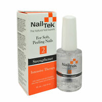 Nail Tek 0.5oz Intensive Therapy 2 Strengthener For Soft Peeling Nails