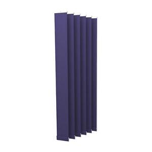 Vertikaljalousie-Lamellenvorhang-lichtdurchlaessig-Jalousie-blau-12-7-x-250-cm