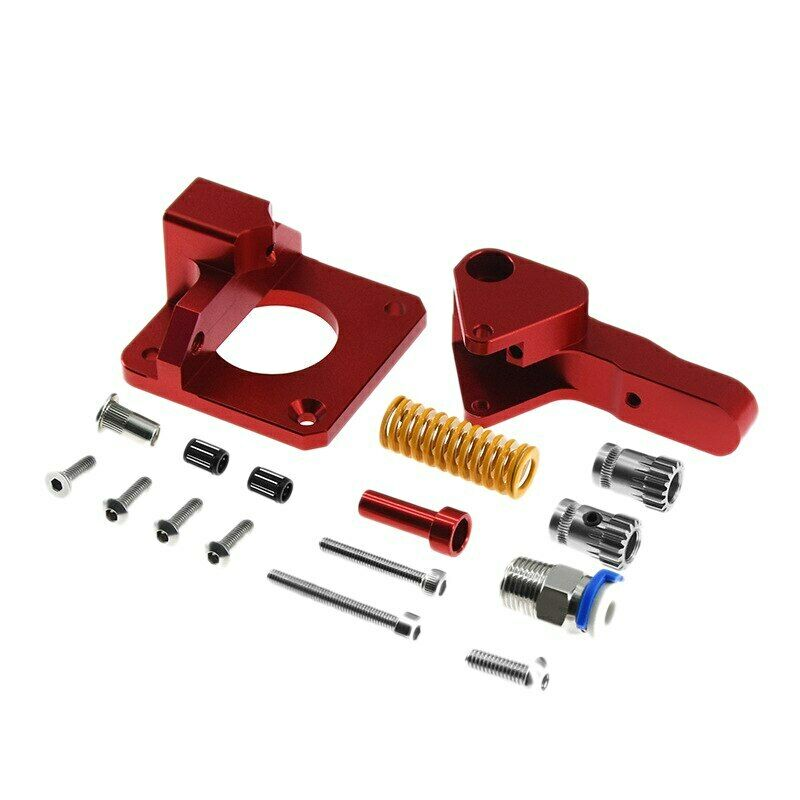 Metal Dual Gear Extruder Upgrade for MK8 Creality 3D printer Ender 3 CR-10/10S