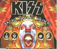 Kiss We Are One Edit & Video & Screensaver Australia Cd Single Sealed Usa Seller