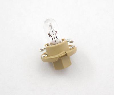 Vauxhall Meriva Un Instrumento Iluminación Bombilla Nuevo Genuino 02-10