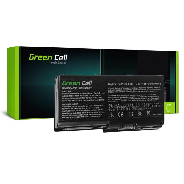 Laptop Akku für Toshiba Qosmio X500-121 X500-122 X500-123 X500-125 8800mAh