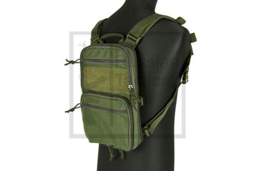 BONUS MBC Russian D3 FlatPack Ranger Green