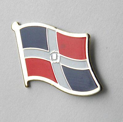 LOT  NEW Dominican Republic MiniFlag Sticker wave