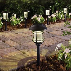 led walkway lights. Image Is Loading SOLAR-LED-PATHWAY-LIGHTS-Outdoor-Path-Light-Garden- Led Walkway Lights