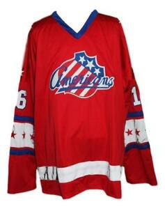 Any Name Number Size Rochester Americans Custom Retro Hockey Jersey Somerville