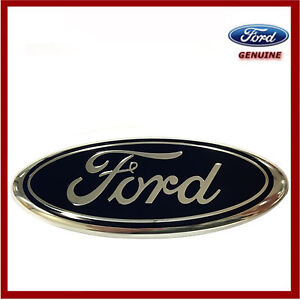 Genuine-Ford-Fiesta-MK6-2001-2008-Front-Ford-Oval-Badge-Logo-New-1140508