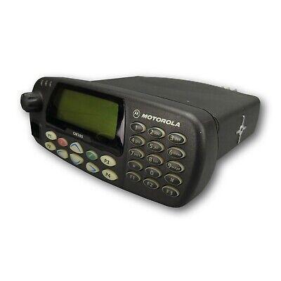 MOTOROLA GM380 25 WATT UHF MOBILE OR BASE RADIO FREE PROGRAMMING | eBay
