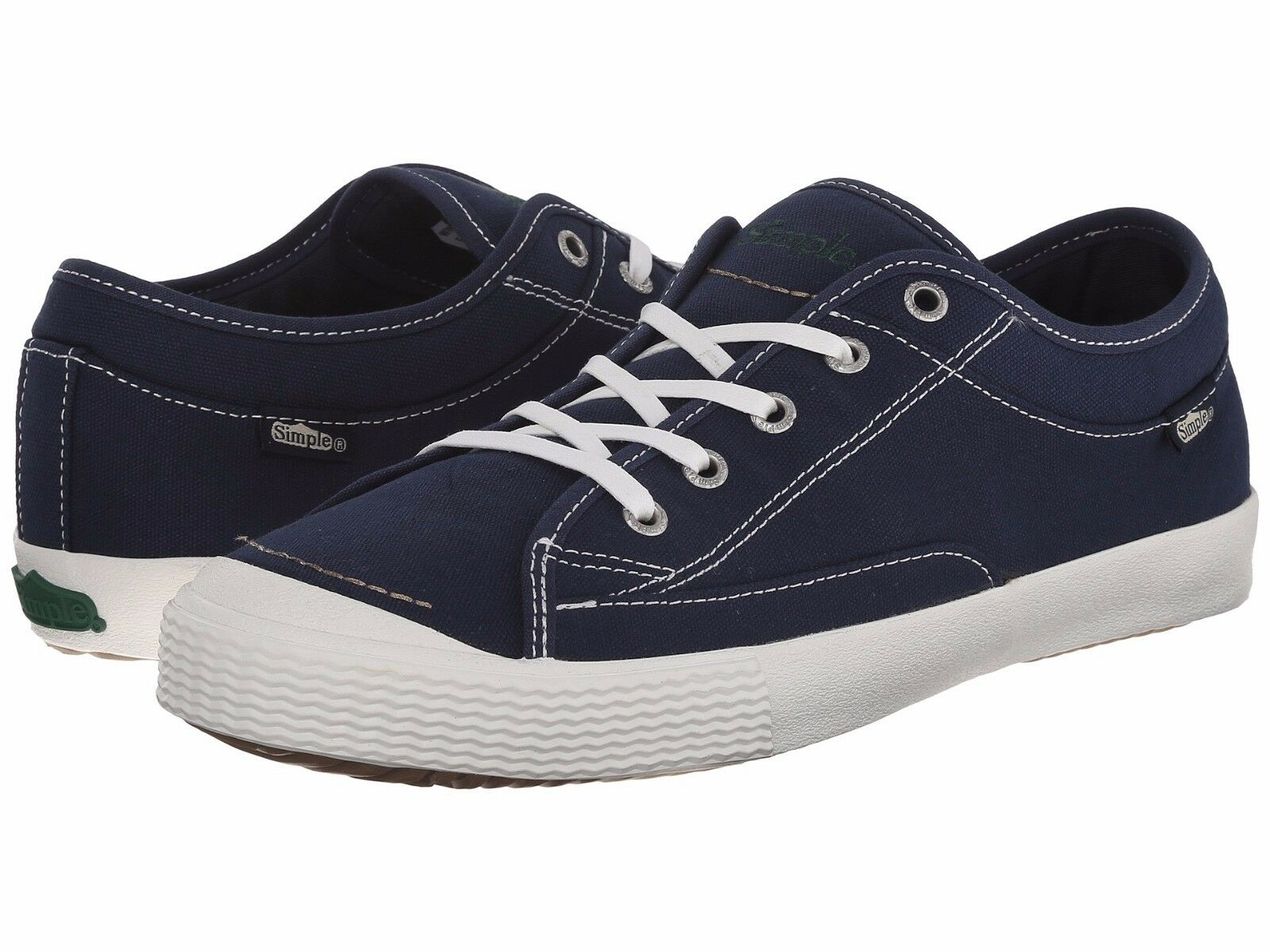 Simple New Men's Casual Boy Sneaker Blue Wingman Trainers Skater Casual Men's Fashions Shoes 797b43