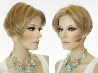Hand Tied Lace Front Wig Mono Top Jaw Length Bob Razor Edges Naples Aspen