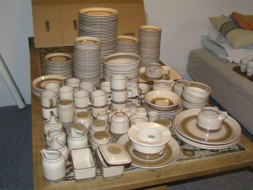 Porcelæn, B & G stentøj, Peru
