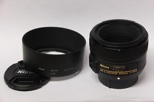 Nikon-AF-S-Nikkor-1-8-50-mm-G-Objektiv-gebraucht