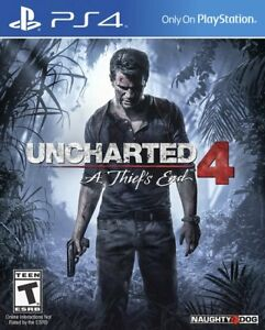 Uncharted-4-A-Thief-039-s-End-game-for-Playstation-4-PS4