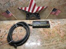 Okuma Cnc Lathe Mill Hand Held Jog Remote Control Pendant Controller Osp R1 0sp