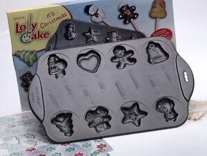 Stadter Backformenverband Lolly Cake Kuchen Am Stiel Weihnachten