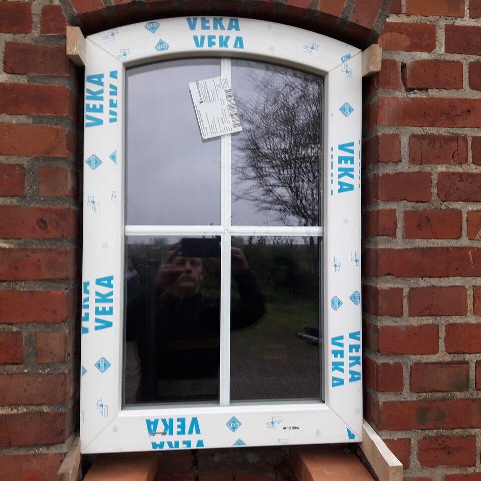 Nyt Rundt vindue flere forskellige mål
