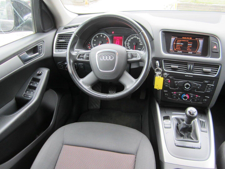 Brugt Audi Q5 TFSi 180 quattro i Solrød og omegn