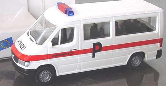 1:87 Mercedes-Benz Sprinter T1N Bus Kantonspolizei Schweiz - Wiking 10902