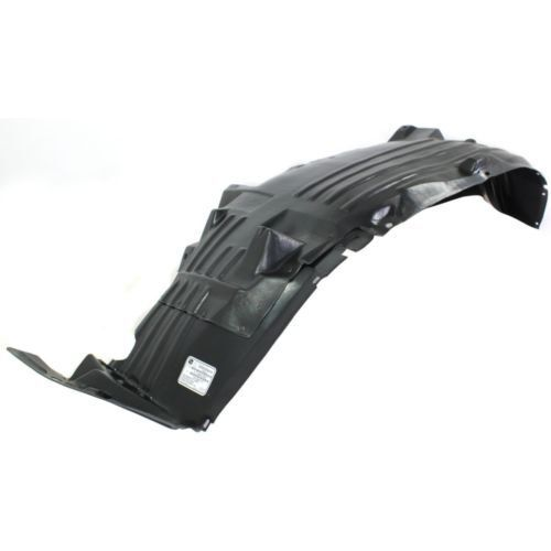 Driver Side Fender Splash Shield Plastic For QX56 04-07 Front