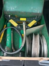 Nice Greenlee 880 One Shot Hydraulic Conduit Pipe Bender 12 2 Ed4u 8184b