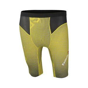 Black Reebok Women/'s CrossFit PlayDry Performance Compression Shorts