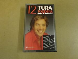 MUSIC-CASSETTE-WILL-TURA-12-TURA-TOPPERS