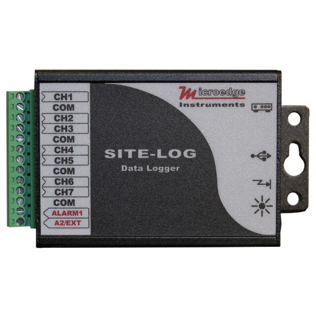 8-Channel Voltage Data Logger