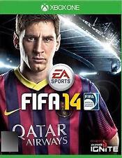 FIFA 14 (Microsoft Xbox One, 2013) ENGLISH NOT ASIAN = BRAND NEW SEALED
