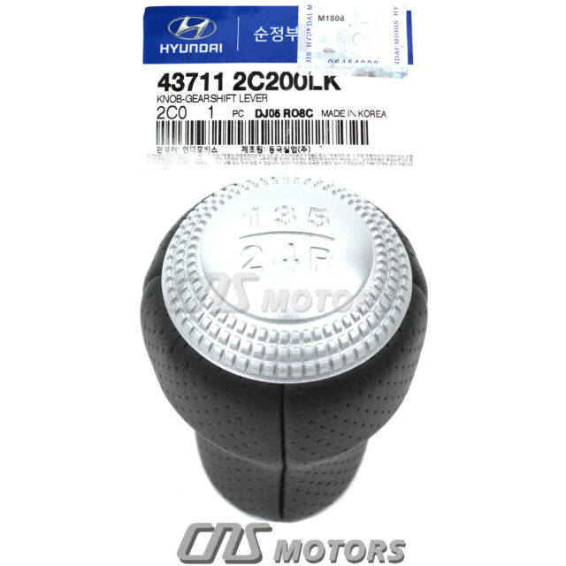 Genuine Hyundai 43711-22711 Gear Shift Lever Knob