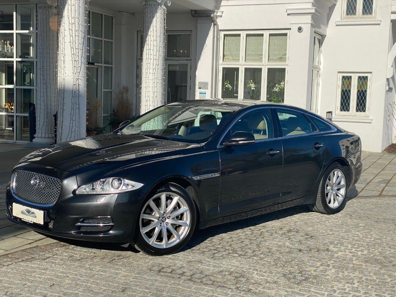 Jaguar XJ 3,0 D V6 Premium Luxury aut. 4d