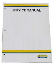 New Holland Tc29d Tc33d Tractor Service Repair Manual
