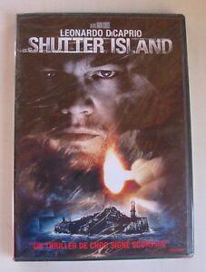 DVD-SHUTTER-ISLAND-Leonardo-DiCAPRIO-Mark-RUFFALO-Ben-KINGSLEY-NEUF