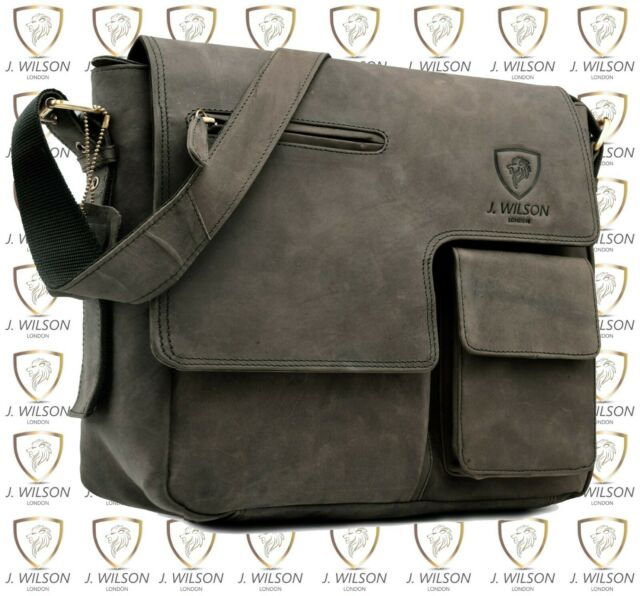 office Briefcase attache Laptop Messenger Brown Shoulder Bag handbag cross body