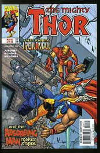 1998 2nd SERIES THE MIGHTY THOR #14 NEAR MINT 1999 MARVEL COMICS