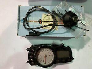 NEW-GENUINE-PIAGGIO-NRG-50-POWER-SPEEDO-SPEEDOMETER-CLOCK-DRIVE-KIT-ASSY-641688