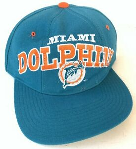 Miami Dolphins Cap BNWT Brown One Size Fits All