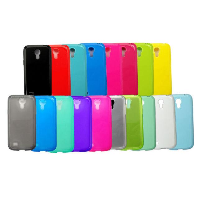TPU Silicone Gel Phone Case Soft Skin cover for Samsung Galaxy S4 MINI i9190