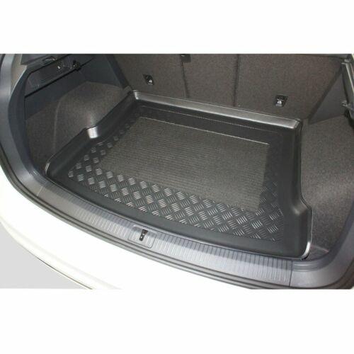 Boden hoch Kofferraum Wanne Schale Matte passgenau für VW Tiguan II SUV 2016