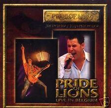 Pride of Lions-Live in Belgium DOPPIO CD!!!