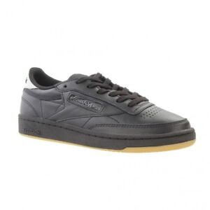 e2c47bbfbb1 Reebok Club C 85 Diamond Black Gum Women Classic Shoes SNEAKERS Trainers  BD4425 UK 4. About this product. Stock photo  Picture 1 of 1. Stock photo