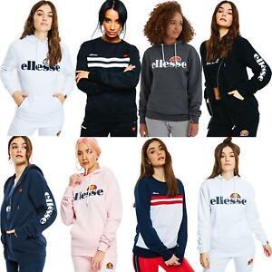 Ellesse-Hoodies-amp-Sweatshirts-Women-039-s-Assorted-Fit-Styles