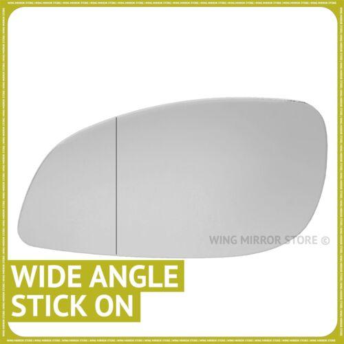 MAIN GAUCHE côté passager pour Opel Signum 03-08 Grand Angle Wing mirror glass