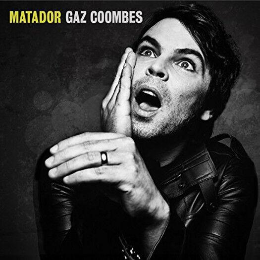 GAZ COOMBES Matador LP Vinyl BRAND NEW 2015