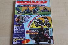 163765) Vespa ET4 vs Piaggio Liberty 125 - Roller Spezial 06/1998