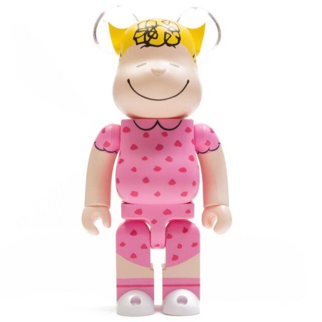 $119.99 Medicom Care Bears Cheer Bear 400/% Bearbrick Figure pink