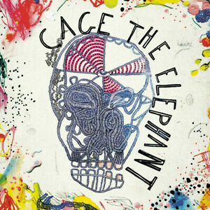 14x14 24x24 Poster Cage the Elephant Albums Cover Social Cues 03 K-729