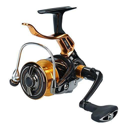 Daiwa Laxus 3000H-LBD Spinning Carrete