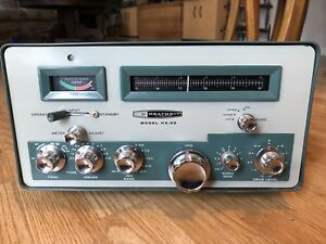 Heathkit HX-20 Ham Radio Transmitter Parts Or Restoration   eBay